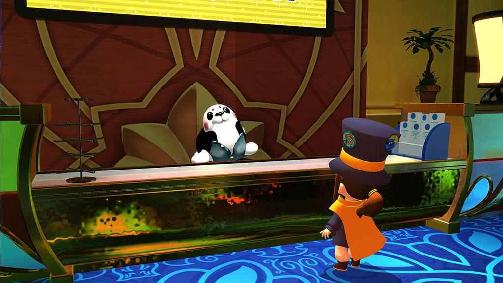 Hat in time seal the deal seals